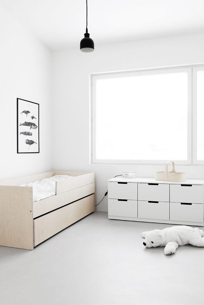 Minimalist Interior Design Kids minimalist and simple bedroom