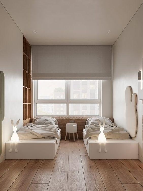 Minimalist Interior Design Easy minimal design for kids bedroom