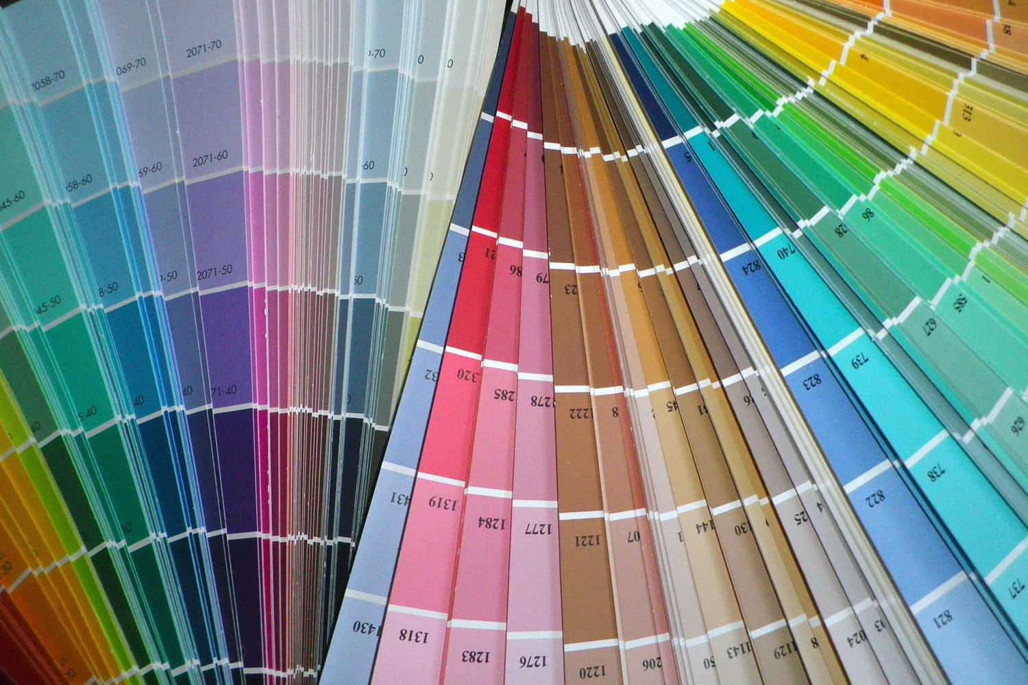 Deciding on the colours to use throughout your home ensures you achieve a cohesive look that appeals to your aesthetics.