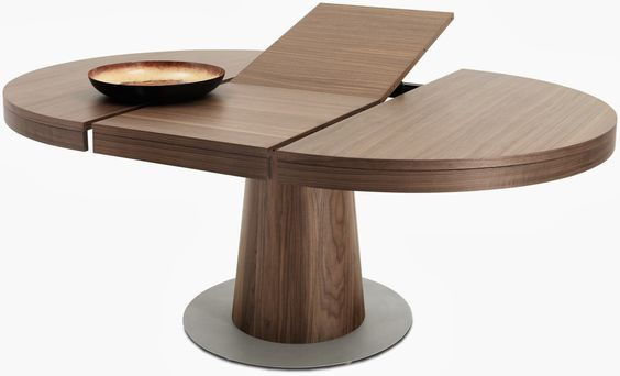 Extendable dining tables are great for all occassions