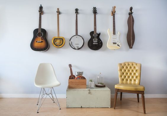 Show off your musical talent on your wall!