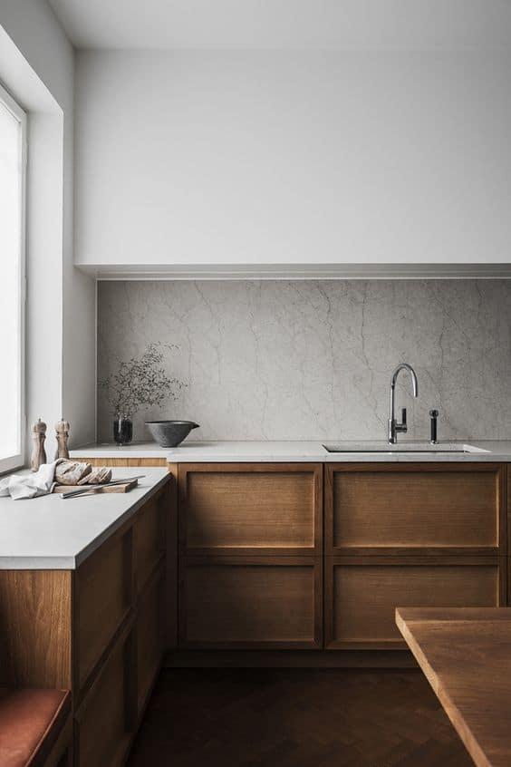 Stunning Scandinavian kitchen
