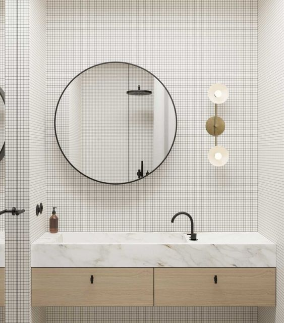 Scandinavian designed spaces look clean and chic