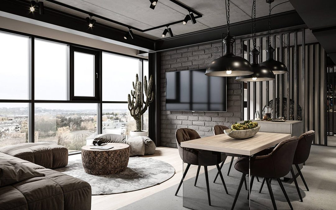29 Industrial Interior Design Ideas That You Should Try